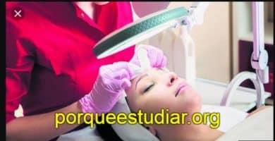 En que Consiste la Carrera de Cosmetología